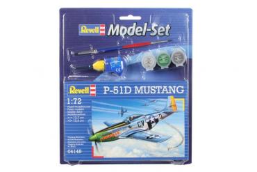 P-51D Mustang  (1:72) - 64148