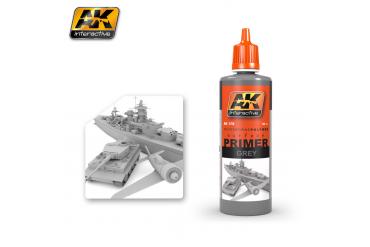 Šedý primer (60 ml) - AK175