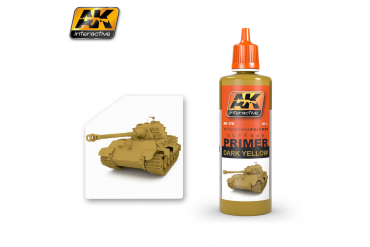 Tmavě žlutý primer (60 ml) - AK176