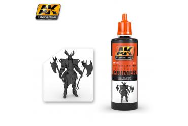 Černý primer (60 ml) - AK178