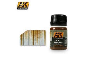 Rust Streaks - AK013