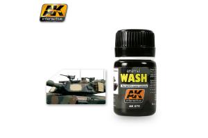 Nato Tanks Wash - AK075