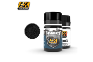 Black Pigment - AK039