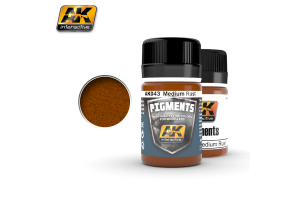 Medium Rust Pigment - AK043