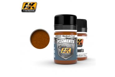 Medium Rust Pigment - AK043