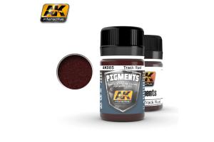 Track Rust Pigment - AK085