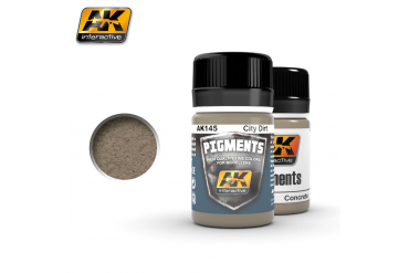 City Dirt Pigment - AK145