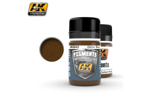 Ocher Rust Pigment - AK2043