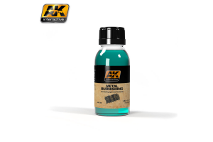 Metal Burnishing Fluid - AK159