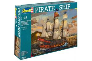 Pirate Ship (1:72) - 05605