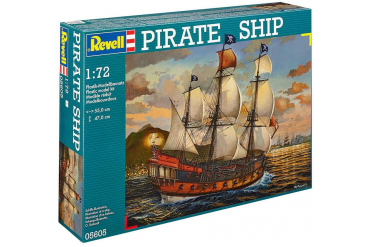 Plastic ModelKit loď 05605 - Pirate Ship