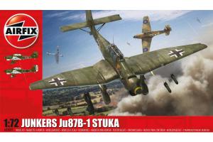 Junkers JU87 Stuka (1:72) - nová forma - A03087
