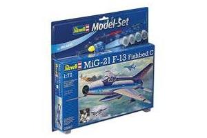 MiG-21 F-13 Fishbed C (1:72) - 63967
