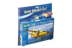 ModelSet letadlo 64901 - DHC-6 Twin Otter (1:72)