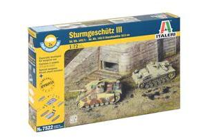 STURMGESCHUTZ III (1:72) - 7522