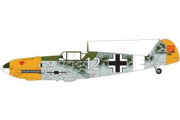 Gift Set letadlo A50160 - Supermarine Spitfire MkVb Messerschmitt BF109E (1:48)