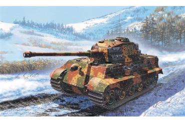 Model Kit tank 7004 - Sd. Kfz. 182 KING TIGER (1:72)