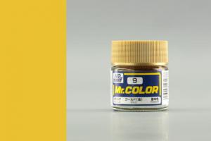 Mr. Color - C009: Zlatá lesklá