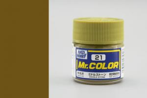 Mr. Color - C021: Břidlicová pololesklá