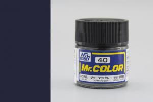 Mr. Color - C040: Německá šedá matná