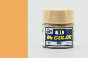 Mr. Color - C051: Tělová pololesklá