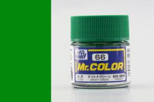 Mr. Color - C066: Jasně zelená lesklá