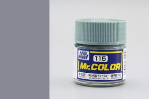 Mr. Color - C115: RLM65 světle modrá pololesklá