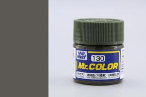 Mr. Color - C130: Tmavě zelená (Kawasaki) pololesklá