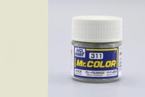 Mr. Color - C311: FS36622 šedá pololesklá