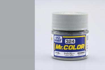 Mr. Color - C324: Světle šedá matná