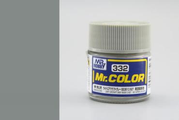 Mr. Color - C332: Světlá letadlová šedá BS381C/627 pololesklá