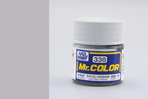 Mr. Color - C338: FS36495 světle šedá pololesklá