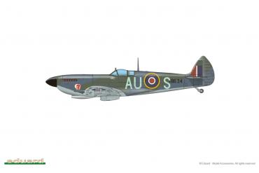 Spitfire Mk. XVI Dual Combo (1:72) - 2117