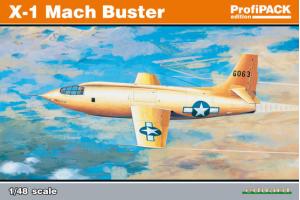 X-1 Mach Buster (1:48) - 8079