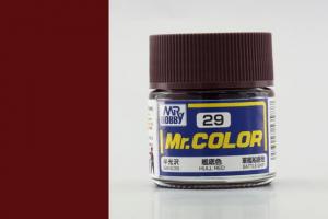 Mr. Color - C029: Lodní červená