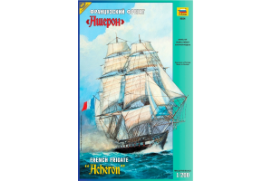 "French Frigate ""Acheron"" (1:200) - 9034"