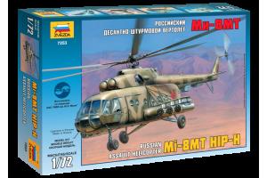MIL MI-17 Soviet Helicopter (1:72) - 7253