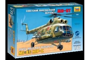 MIL MI-8T Soviet Helicopter (1:72) - 7230