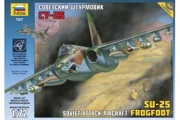 SU-25 (1:72) - 7227