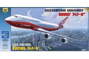 Boeing 747-8 (1:144) - 7010