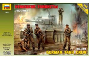 German Tank Crew (1943-1945) (1:35) - 3614