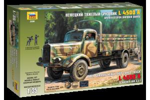 German Heavy Truck L4500A (1:35) - 3596