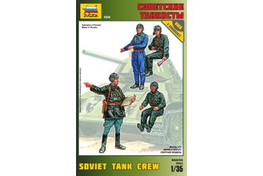 Soviet Tank Crew (1:35) - 3504