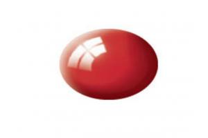 31: leská ohnivě rudá (fiery red gloss) - Aqua