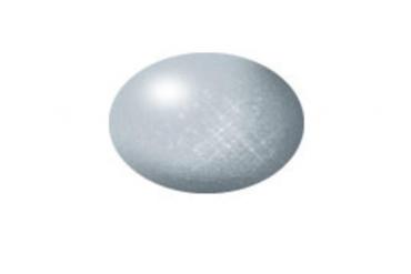 36199: metalická hliníková (aluminium  metallic) - Aqua