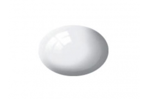 04: leská bílá (white gloss) - Aqua