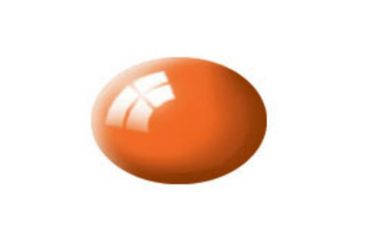 36130: leská oranžová (orange gloss) - Aqua