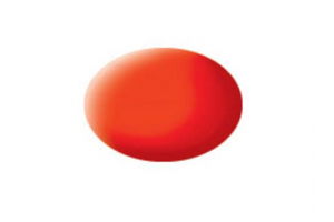 25: matná světle oranžová (luminous orange mat) - Aqua