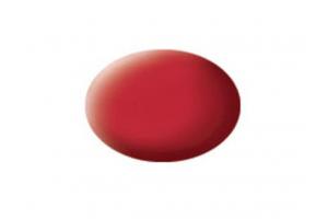 36: matná karmínová (carmine red mat) - Aqua