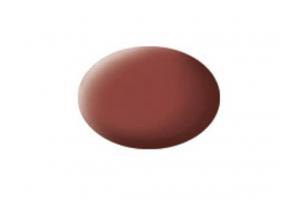 37: matná rudohnědá (reddish brown mat) - Aqua